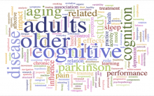 Word Cloud of Dissertation titles